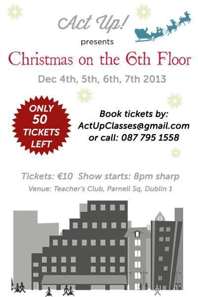 Christmas on the 6th Floor